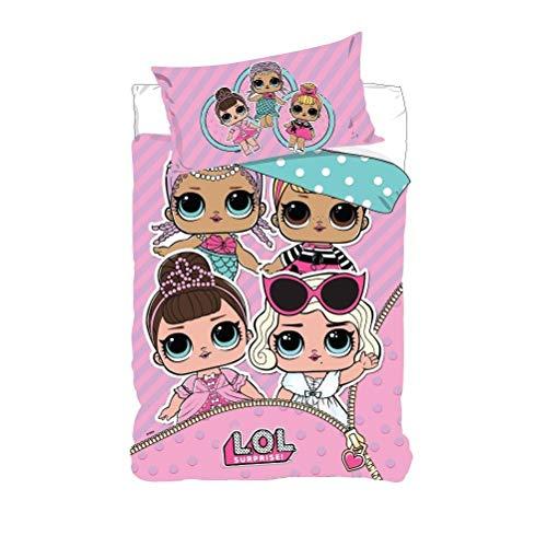 LOL Surprise NI-LOL18001ES - Bettbezüge