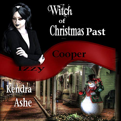 Witch of Christmas Past audiobook cover art