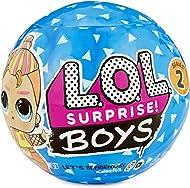 LOL Surprise Boys Series 2 Doll, 7 Surprises, Random