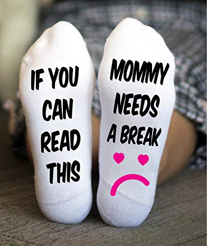 Women's Funny Socks Mother's Day Christmas Birthday Gift