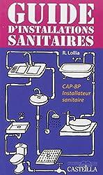 Guide d'installations sanitaires CAP, Bac Pro (2010) - Référence de RONY Lollia