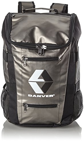 Danver Reckless Backpack, Unisex - Erwachsene, Unisex, DV649, grau, standard