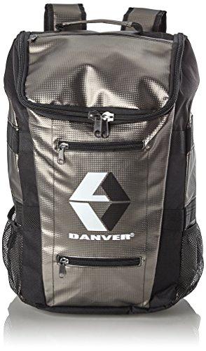 Danver Reckless Backpack, Unisex - Erwachsene, Unisex, DV649, grau, standard