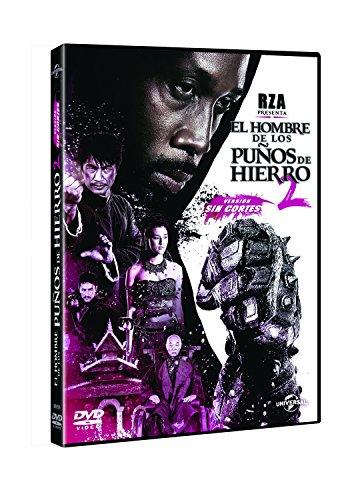 The Man with the Iron Fists 2 (EL HOMBRE DE LOS PUÑOS DE HIERRO 2, Spanien Import, siehe Details für Sprachen)