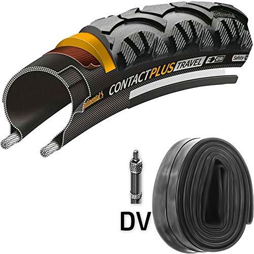 mächtig Continental Contact Plus Travel E25 28 x 1,6 Zoll Reifen + 42-6 22 mm reflektierende Kamera