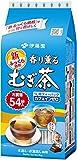 伊藤園 香り薫るむぎ茶 ティーバッグ 7.5g×54袋 デカフェ ノンカフェイン