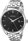 Nixon Women's A418000 Bullet Analog Display Japanese Quartz Silver Watch
