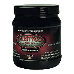 Rustyco 1840004 1004 Rostentferner gel 1000 ml