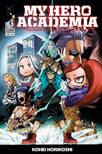 My Hero Academia, Vol. 20: School Festival Start!! (English Edition)