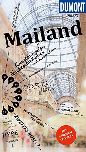 DuMont direkt Reiseführer Mailand: Mit CItyplan (DuMont Direkt E-Book)