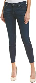KUT from the Kloth Women's Connie Ankle Skinny Jeans in Influential