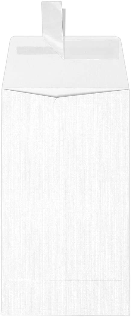 Max 63% OFF #5 1 2 Coin Envelopes - Jacksonville Mall Cash Sealing B Small for Self