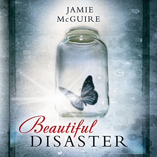 Beautiful Disaster audiobook cover art