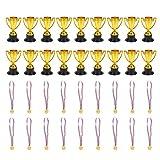 Soporte para exhibici/ón de medallas Deportivas premios WEBIN Percha para medallas de Voleibol trofeos para Jugadores de Voleibol