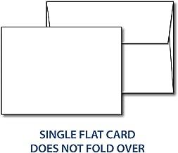 5x7 invitation paper