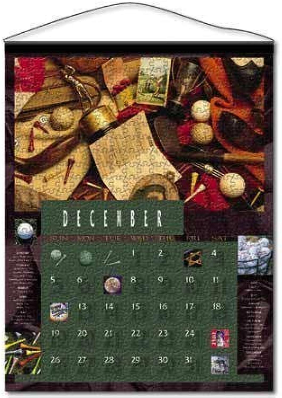 Calendar Jigzaw Puzzle by Buffalo Games by Buffalo Games