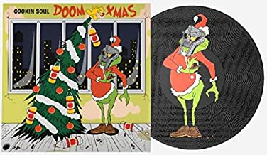 Doom Xmas (Limited Edition Picture Disc Vinyl) MF Doom Cookin Soul