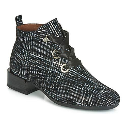 HISPANITAS DIANA Enkellaarzen/Low boots dames Zwart Laarzen