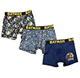 Boys Lego Batman 3 Pack Boxer Briefs (Medium 8)
