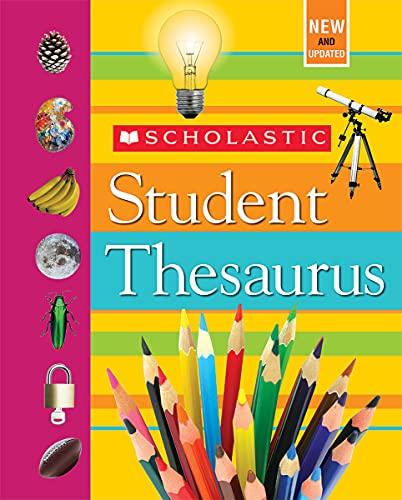 Scholastic Student Thesaurusの詳細を見る