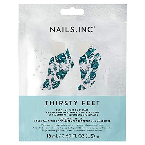 Nails Inc Masque de pied ultra hydratant pour les mains