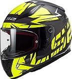 Zoom IMG-1 ls2 rapid casco integral de