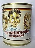 Original Schulküche Tomatensoße mit Jagdwurst (6x800g)