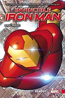 Invincible Iron Man - Volume 1: Reboot (0785195203) | Amazon price tracker / tracking, Amazon price history charts, Amazon price watches, Amazon price drop alerts