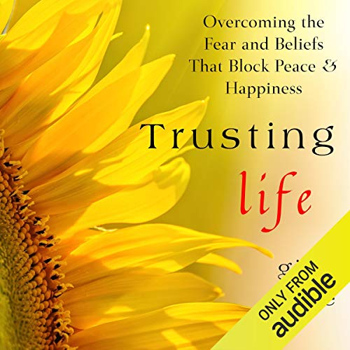 Trusting Life audiobook cover art