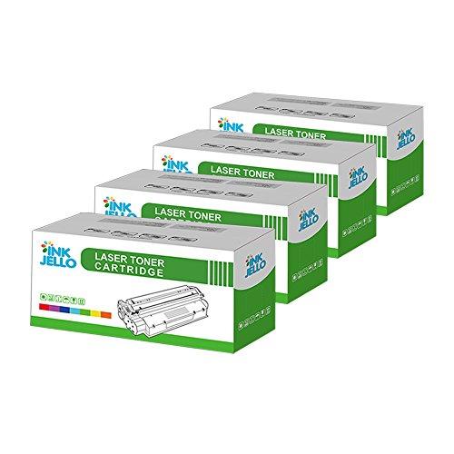 InkJello - Cartucho tóner compatible Kyocera ECOSYS