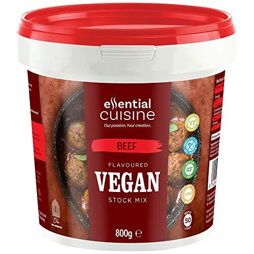 essential cuisine Essential Cuisine Mezcla de caldo de carne de res Halal sin gluten 1x800g
