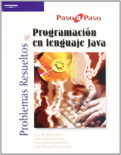 Problemas resueltos de programación en lenguaje Java (Informática)