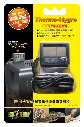 デジタル温湿度計 PT2470