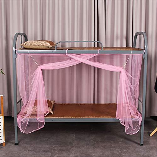 Wpj Student klamboe eenpersoons slaapzaal stapelbed universitaire slaapzaal ijzeren bed klamboe