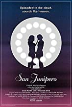 Ultimate Poster Black Mirror TV Show San Junipero Uploaded in The Cloud … Kelly Booth Gugu Mbatha-Raw Yorkie Mackenzie Davis 12 x 18 inch Rolled