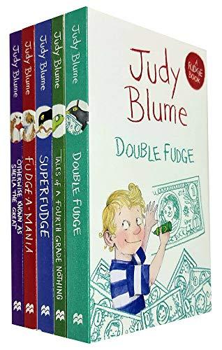 Judy blume fudge collection 5 books…