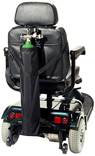 AdirMed Oxygen Cylinder Bag for Scooters (D & E Cylinders)