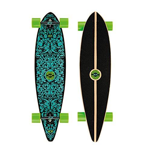 Osprey Spectrum Longboard Mixte Adulte, Vert