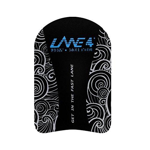 LANE4 Tabla de Natación Entrenamiento EVA Resistencia al cloro Flotación Boya Adulto Adolescente SPEEDY CLASSICAL