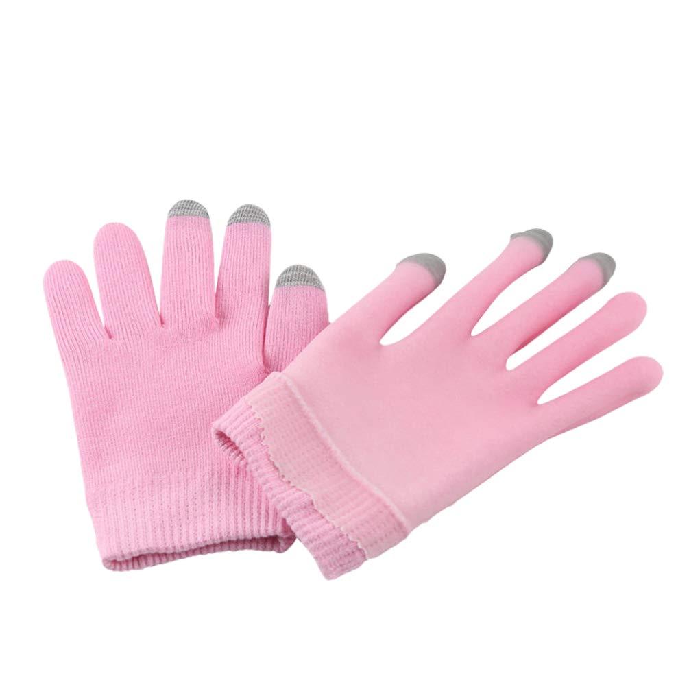 HEALLILY Touch Screen Gloves Winter Warm Texting Finger Telefingers Gloves for Women