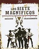 Los Siete Magnificos (Formato Libro) - Blu-Ray [Blu-ray]