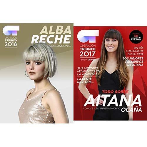 Pack Alba Reche: Sus canciones + Aitana Ocaña: OT 2017 Sus canciones