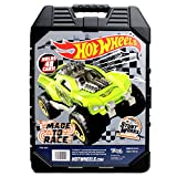 Hot Wheels 48- Car storage Case With Easy Grip Carrying Case
