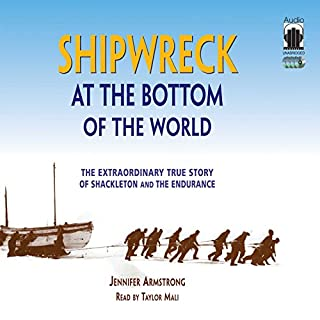Shipwreck at the Bottom of the World cover art