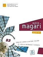 NUOVO magari B2. Kurs- und Arbeitsbuch + Audio-CD: Corso di lingua e cultura italiana di livello intermedio e avanzato