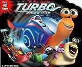 DreamWorks Turbo Racing Team (1) (Lift-the Flap)