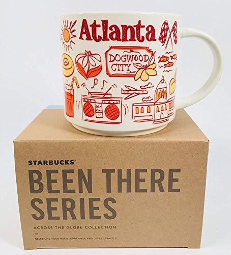 Starbucks Atlanta Coffee Mug Been There Series Across The Globe Collection