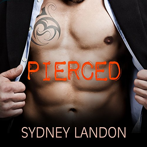 Pierced audiobook cover art