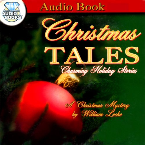 a christmas mystery audiobook cover art - A Christmas Mystery