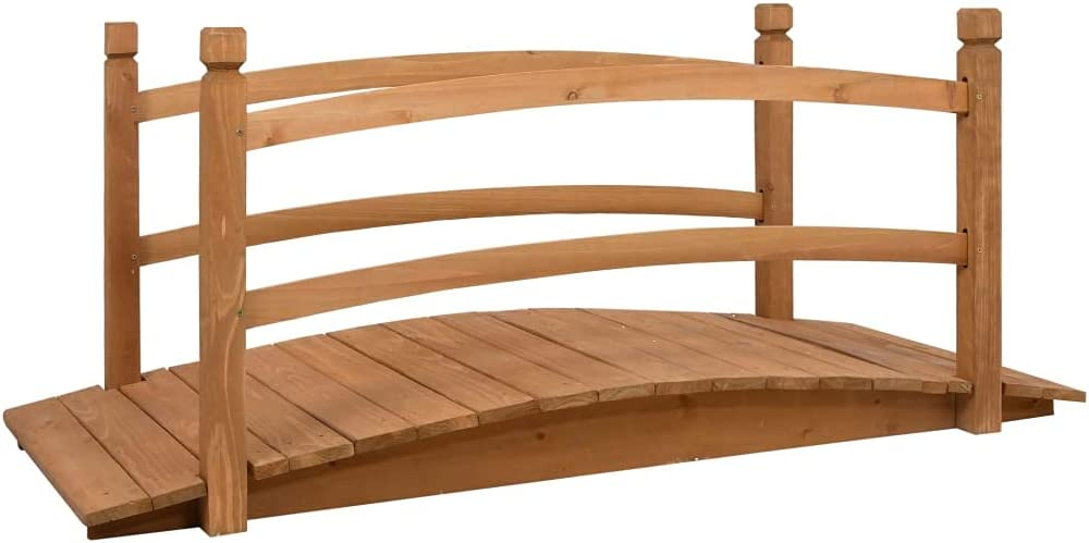 Popular brand Limited Special Price in the world IGOTO Stronger Anticorrosive Garden Bridge for Outdoors Wooden